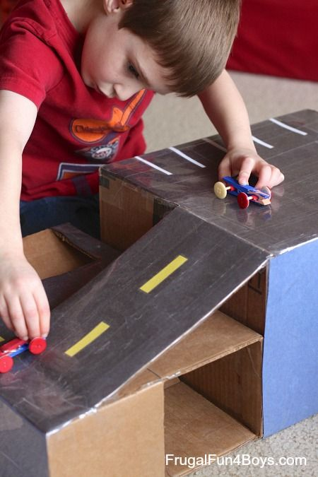 Clothespin And Button Car Craft For Kids Kid Stuff Pinterest