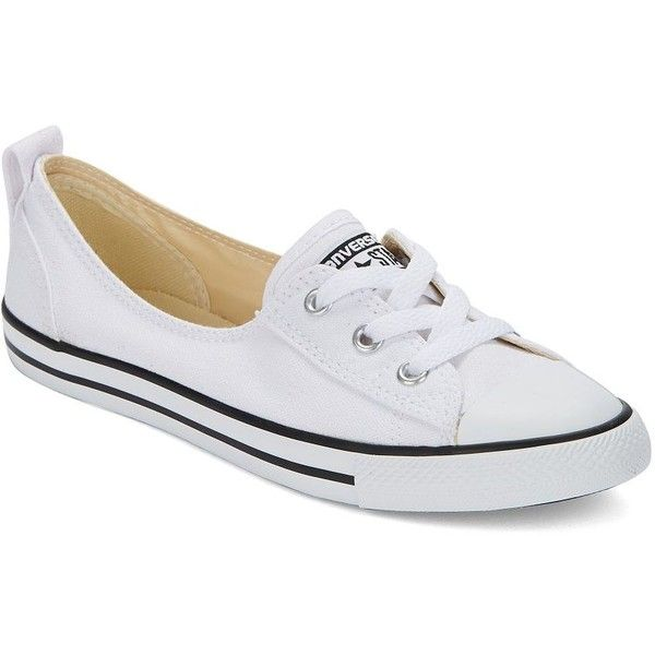 Converse Ballet Lace-Up Sneakers