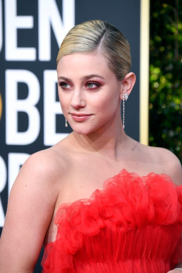 The Celebrity Hair And Makeup Details From The 2019 Golden Globes