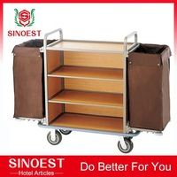 Source Hotel Housekeeping Used Laundry Cart On M Alibaba Com