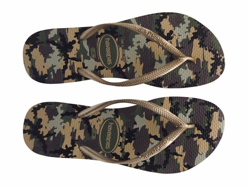 c897a7c77d1f8 Havaianas Slim Camouflage
