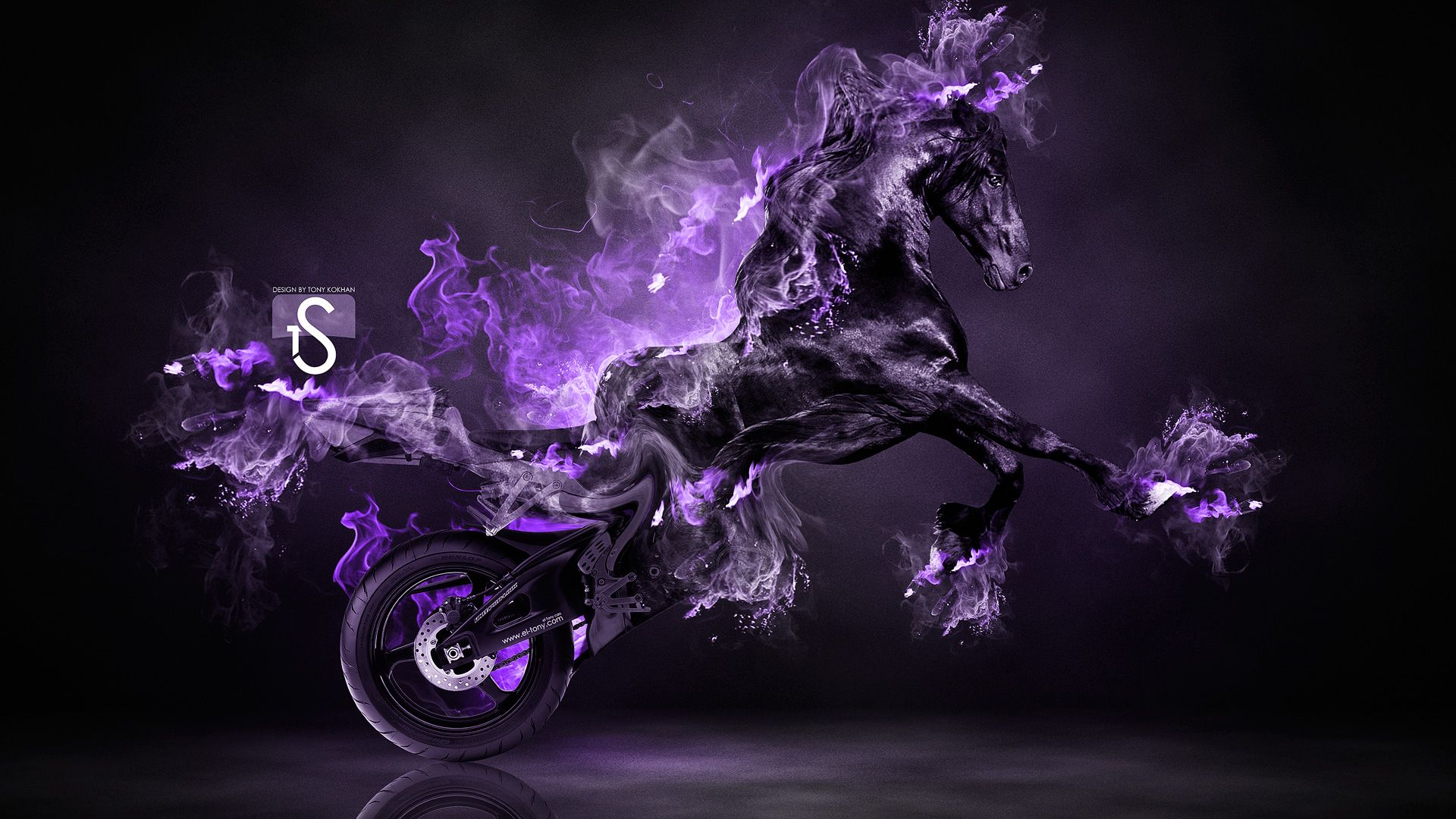 Neon Purple Flames | ... Power Fire 2014 Ducati Diavel Tiger Fire Fantasy  2013 Fantasy Moto