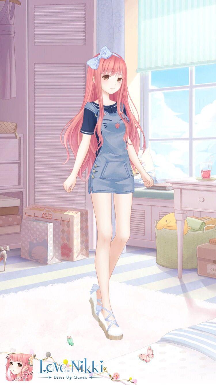 Love Nikki Dress Up Queen Ide Kostum Gadis Animasi Anime Gadis Cantik