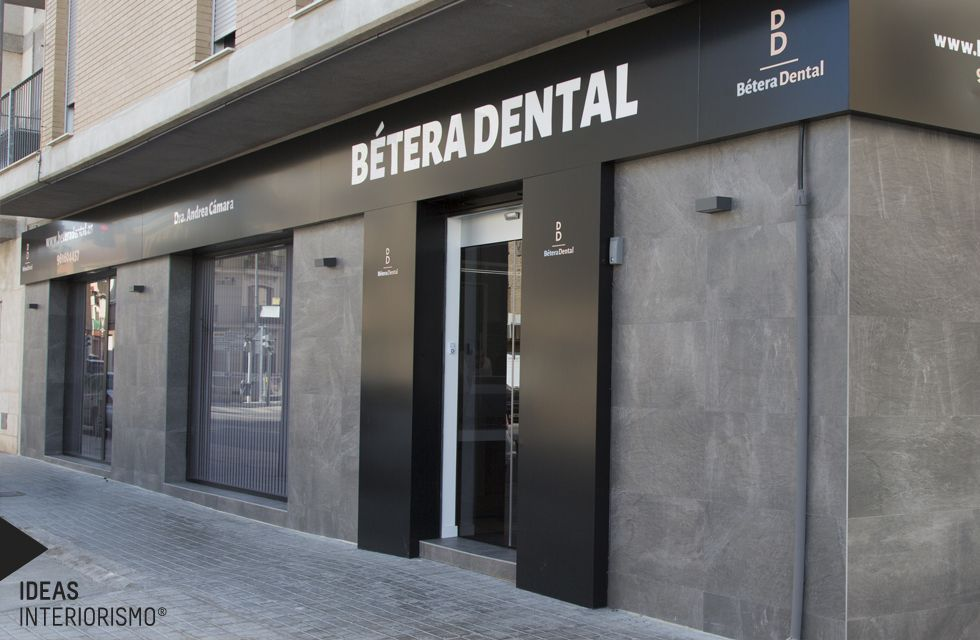 Cl nica b tera dental decoraci n de interiores en - Decoracion clinica dental ...