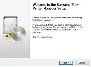 Samsung Easy Printer Manager Download Printer