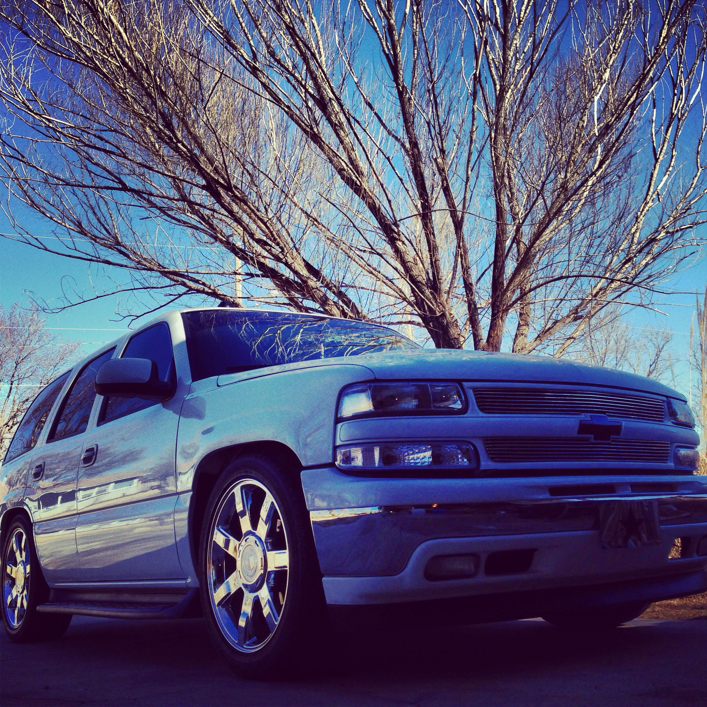 2004 Chevy Tahoe Lowered Chevy Tahoe Dropped Trucks Chevy Suburban