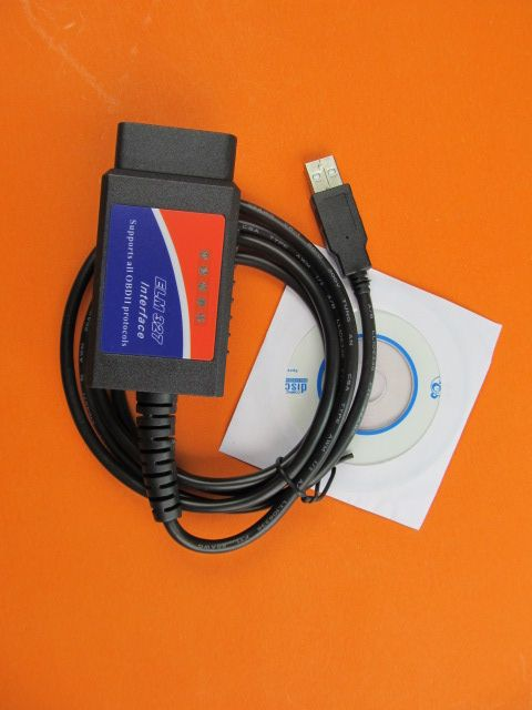 obd cable usb elm327 v1 5 High Quality 3 Years Warranty OBD
