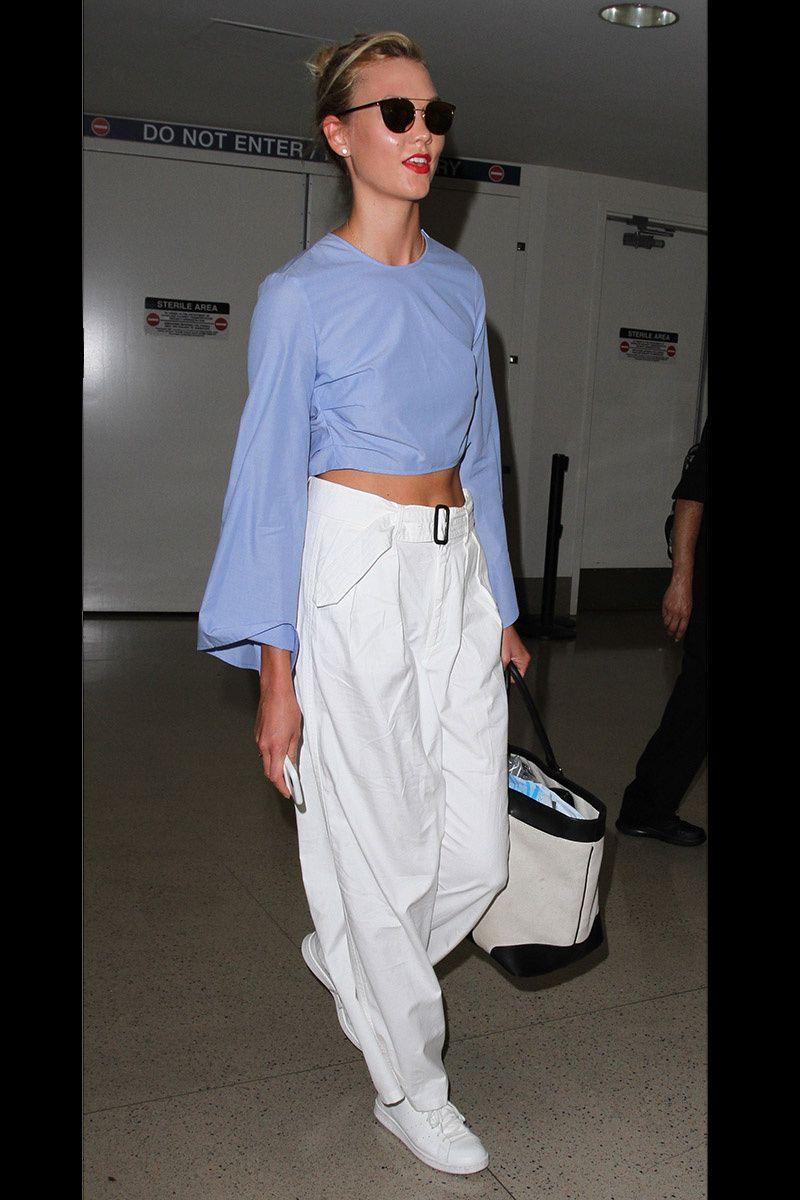 c13e1b1f8 Karlie Kloss | My Style | Ropa deportiva, Ropa y Tendencias