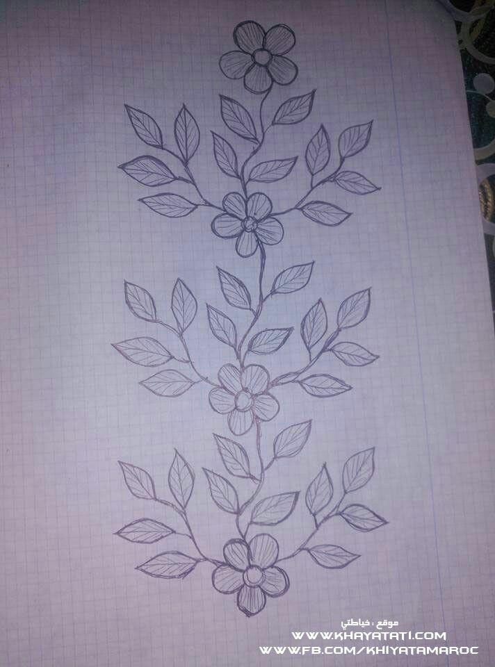 Pin De Karima Boulila Em Motif Bordados Mexicanos Desenhos