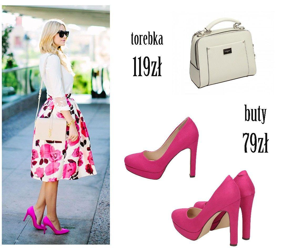Komu Podoba Sie To Polaczenie My Sie Zakochalysmy W Tej Stylizacji Suzanashoes Suzanapl Fuksja Wiosna Bag Vices Woman Oodt Fashion Pumps Heels