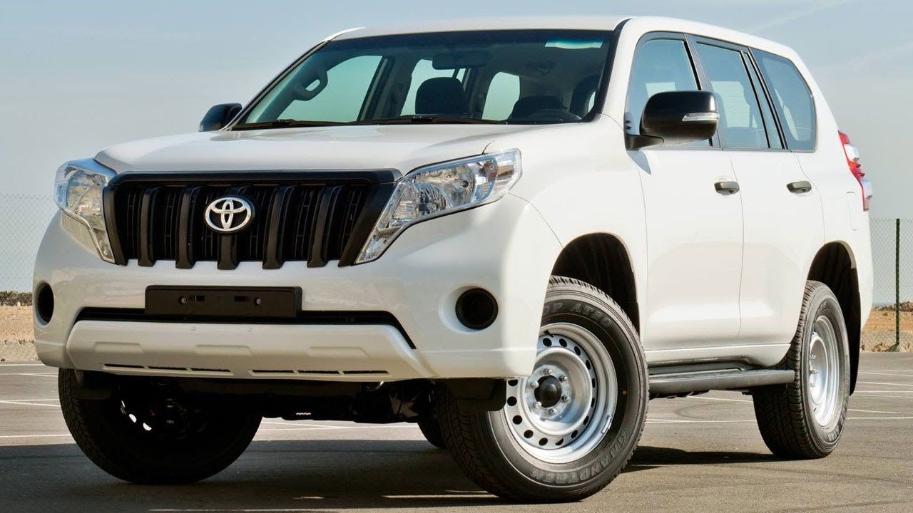 Toyota Prado Tx 2018 3 0 Liter Manual Transmission Price In