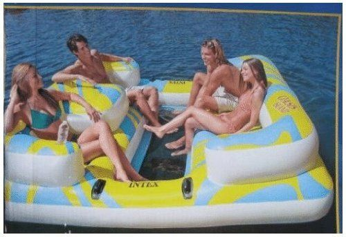 Pin By Faye Cervantes On Camping Inflatable Island, Pool-3131