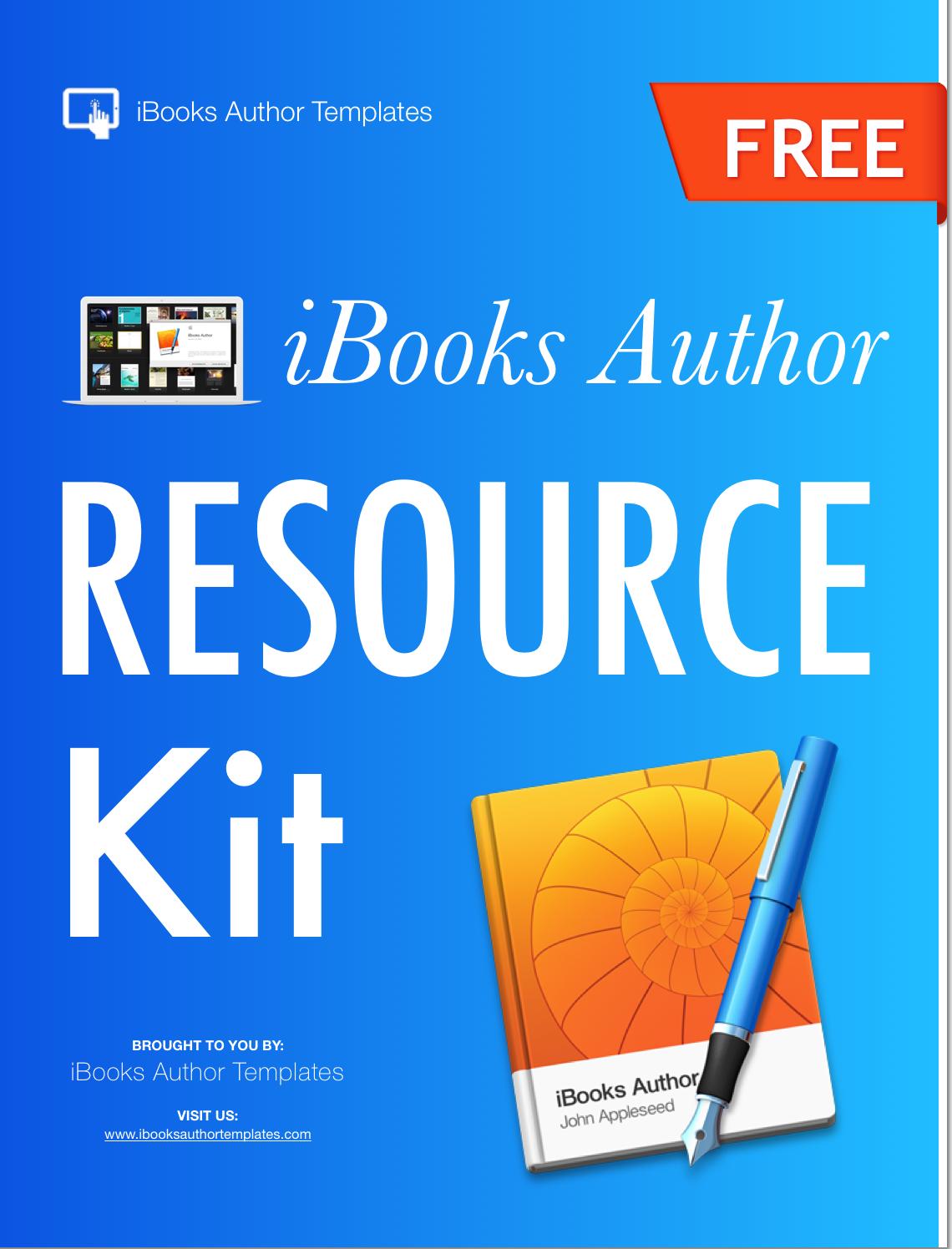 iBooks Author Templates | Blog | iBooks Author Tutorials and Design ...