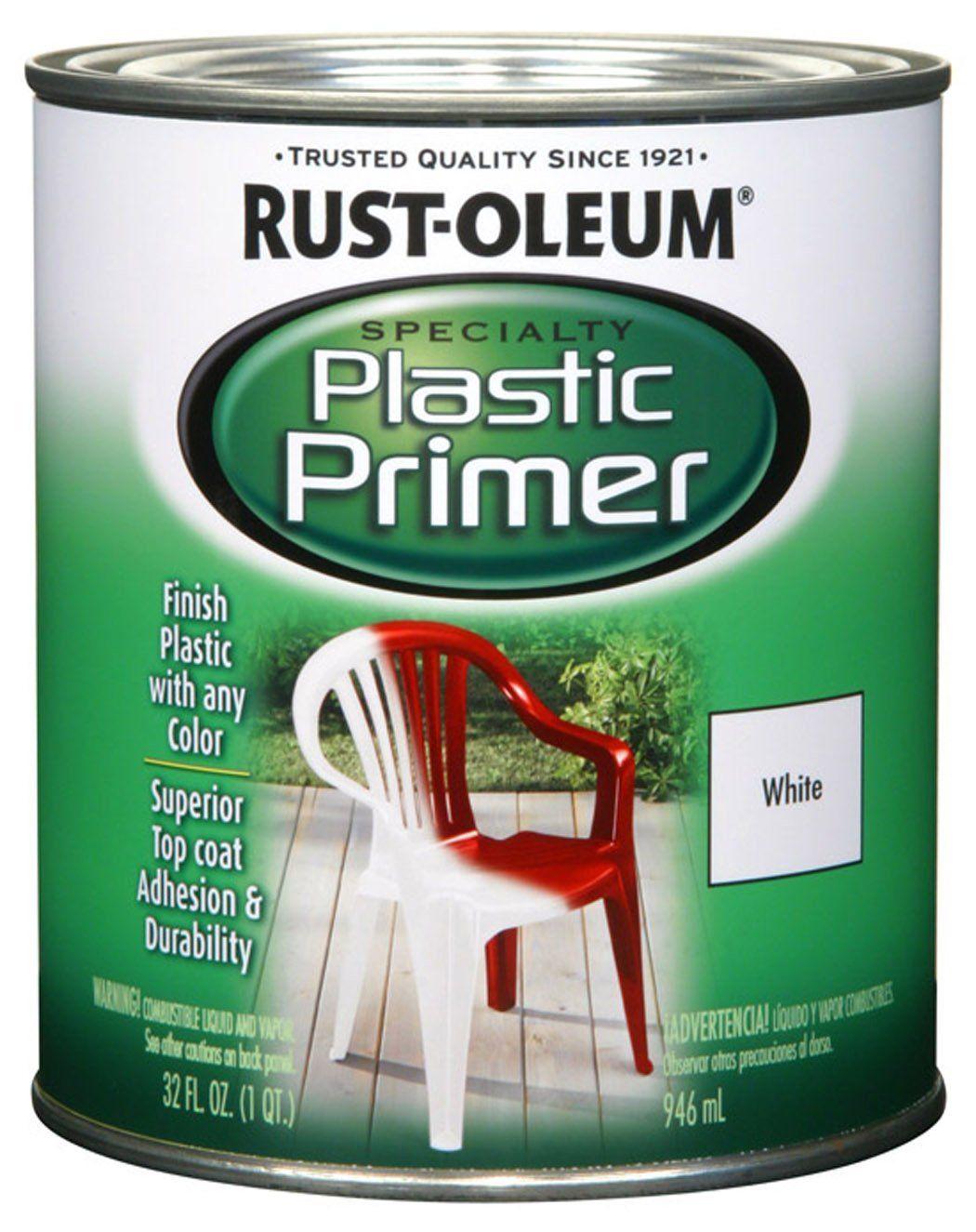 27 Rust-Oleum 213517T Specialty Quart Oil Based Appliance Plastic ...