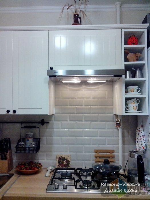 уютная белая кухня икеа в перми отзыв 12 фото Kitchen