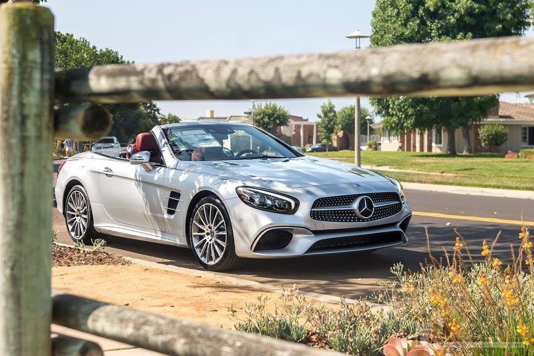 Mercedes Benz SL 550   Fletcher Jones Motorcars (@fjmercedes) On Instagram: