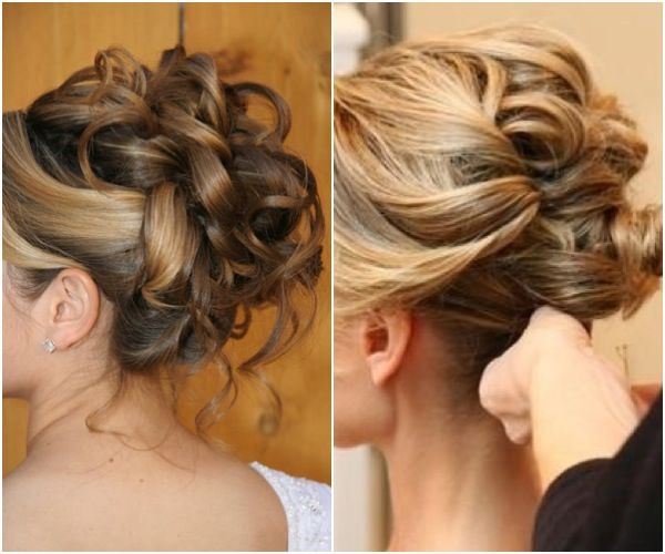Prime 1000 Images About Wedding Hairstyle Ideas On Pinterest Updo Short Hairstyles Gunalazisus
