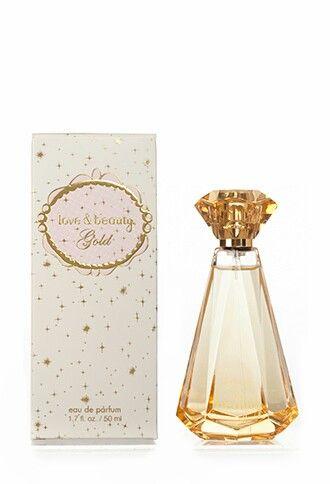 Love Beauty Gold Goddess Forever 21 Perfume Perfumesbody Sprays