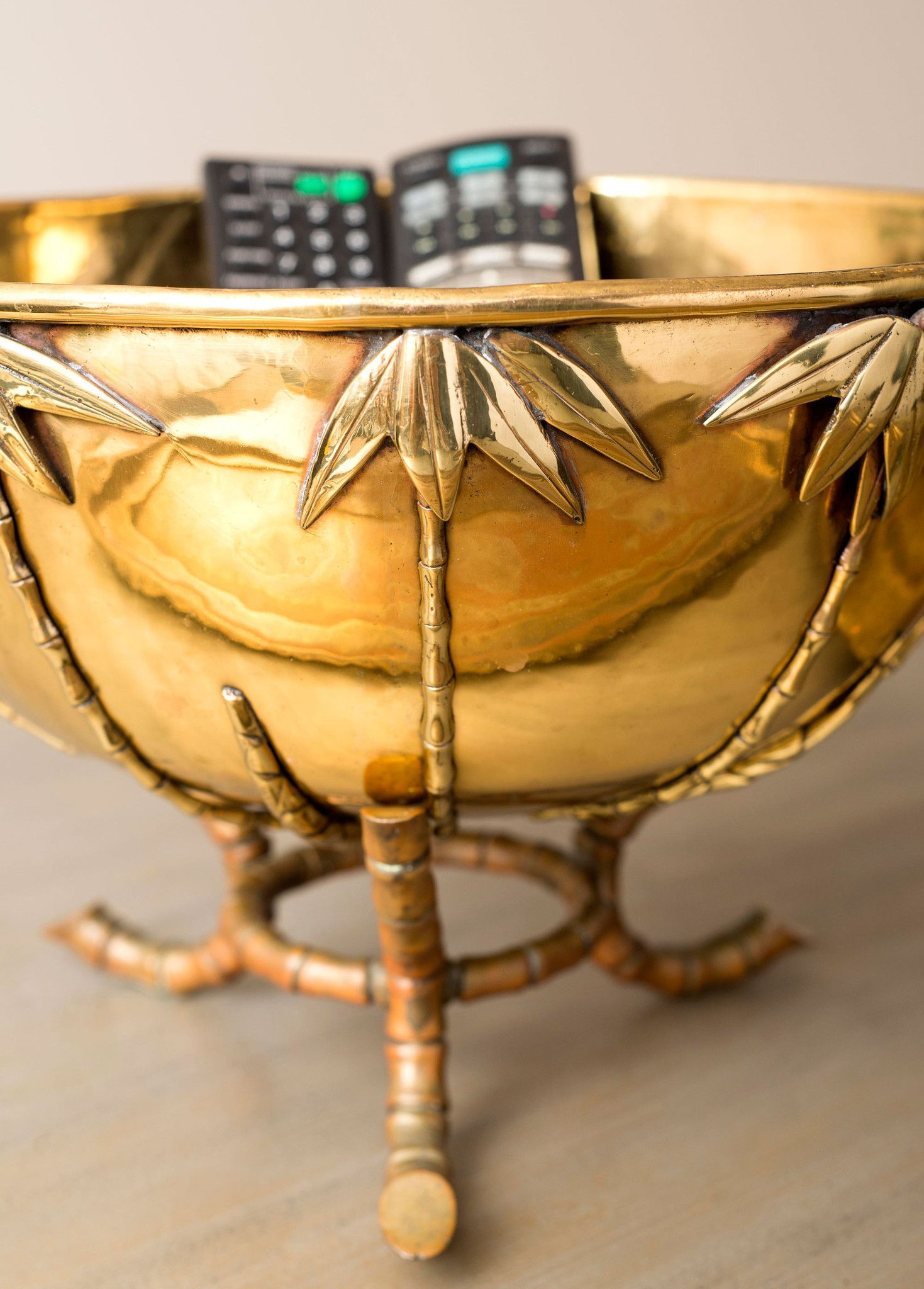 Hollywood bowl baskets