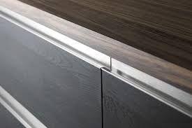 Image Result For Aluminum Finger Pull Drawer Pulls Kitchen