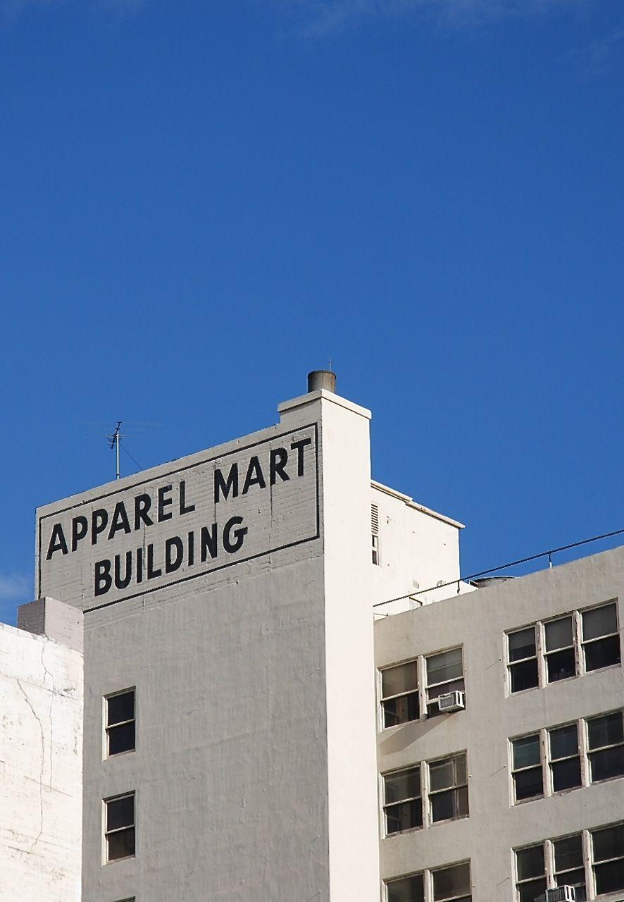 Apparel Mart Building Downtown Los Angeles California Zippertravel Com Digital Edition Downtown Los Angeles Downtown Los Angeles