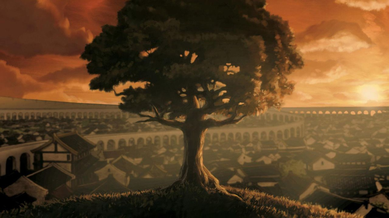 Wallpapers From Avatar The Last Airbender The Art Of The