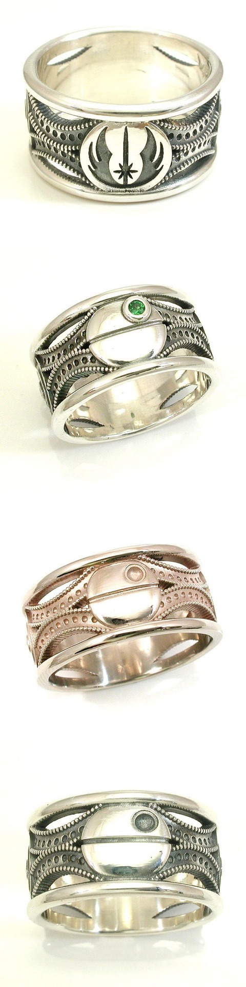 star wars wedding bands Star Wars wedding engagement rings Did Fadi ever find his