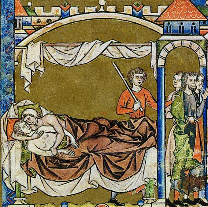 Жесткий секс в средневековье смотреть онлайн