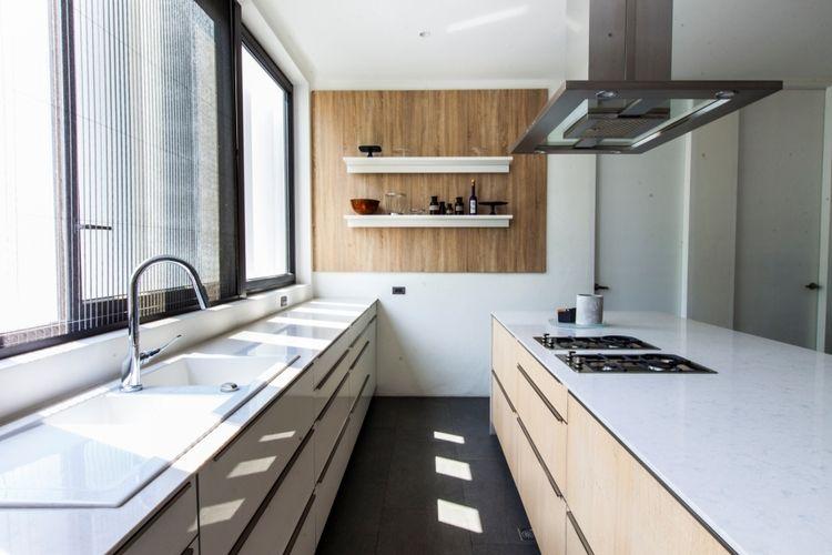 Bris Soleil House by Space Fabrik | INTERIORS // KITCHEN | Pinterest ...