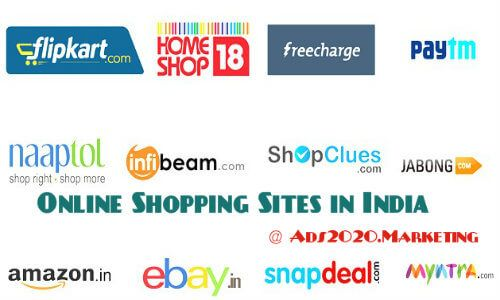 ce3cc5608 50 Best Indian Online Shopping Sites. List of Top eCommerce Portals ...