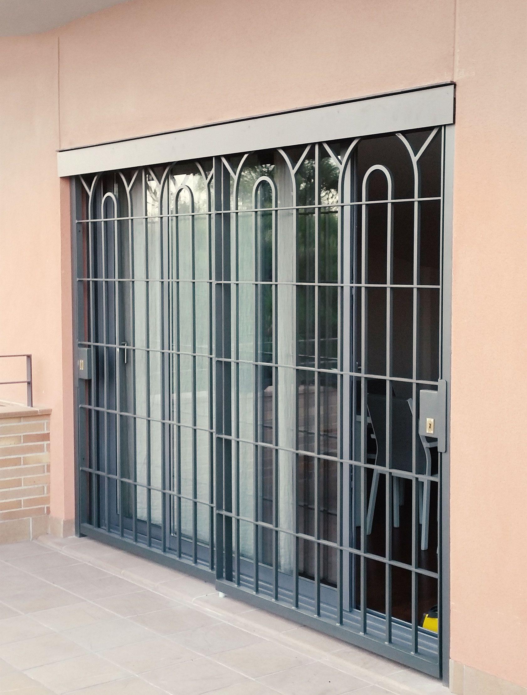 Instalación de rejas de seguridad a medida para puertas y ventanas ...