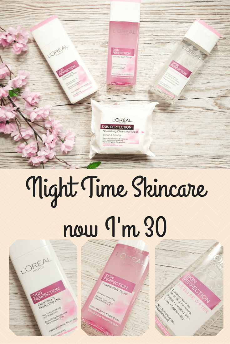 Night Time Skincare Routine for 10 year old women. Beauty tips for