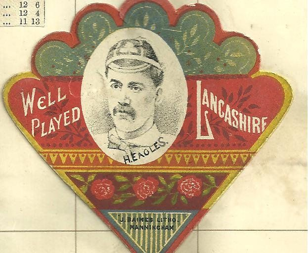 Lancashire Player Card