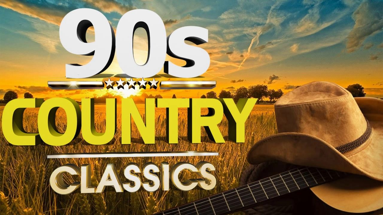 Best Classic Country Songs of 1990s - Greatest Country Love Songs ...