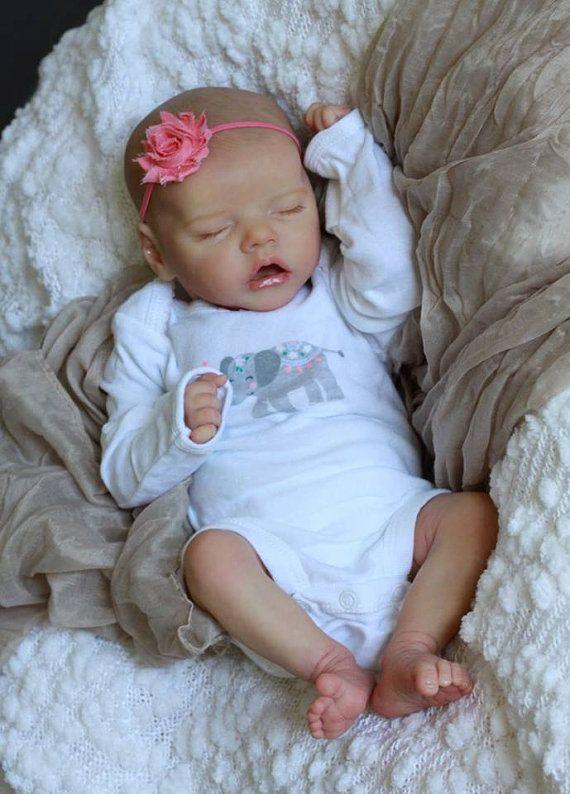 Custom Reborn Baby Newborn Doll Twin A By By