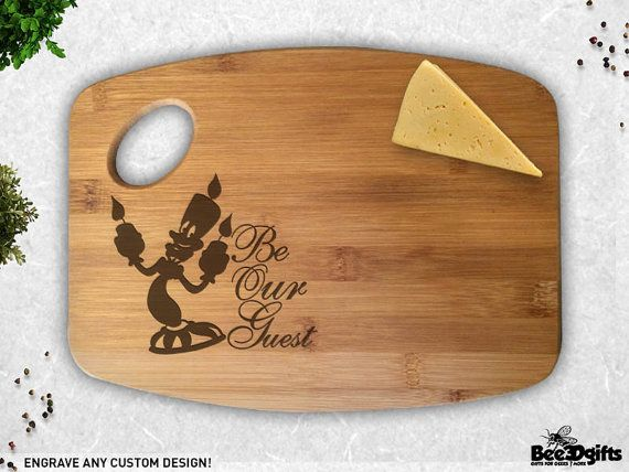 Show Your Disney Side In The Kitchen With These Disney Cutting Boards #disneykitchen