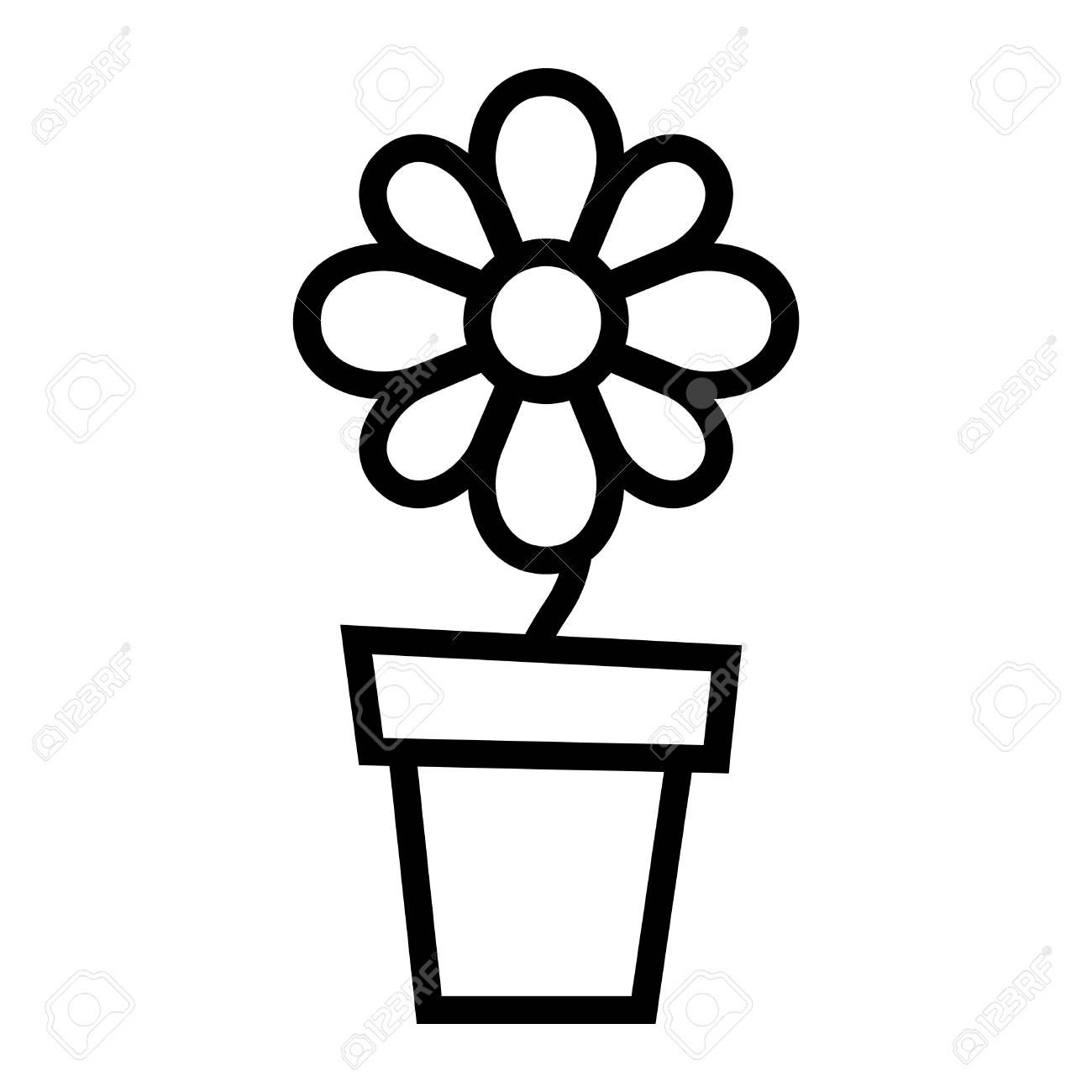 Perfect Vector Free Clipart Flower Pots And Review Clipart Flower Free Clip Art Clip Art