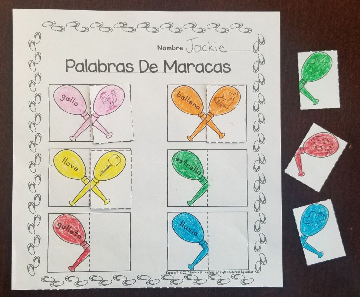 Mayo May Math Literacy And Craft Packet In Spanish