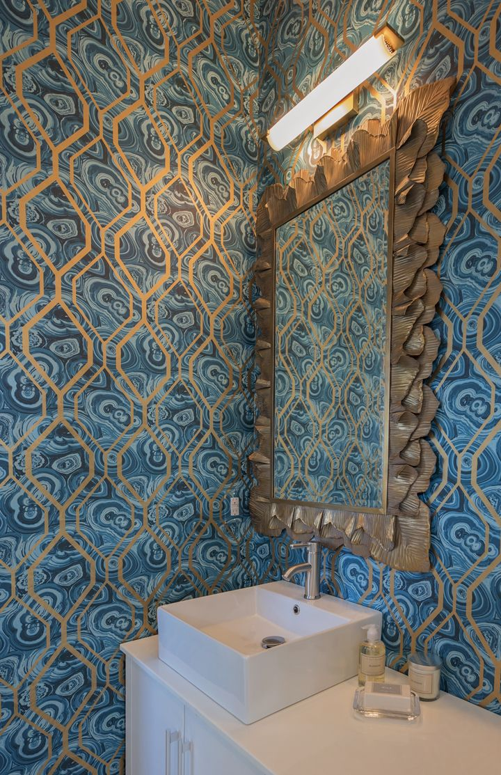 Wilmington, North Carolina Based Interior Designer Hooper Patterson Such A  Crazy Wallpaper