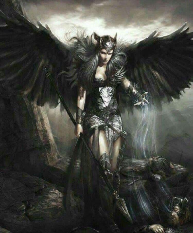 Odin & Valkyries