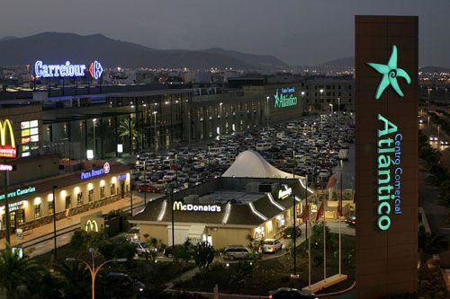 Atlantico Shopping Centre Centro Comercial Atlantico Vecindario Shopping Center Marina Bay Sands Marina Bay