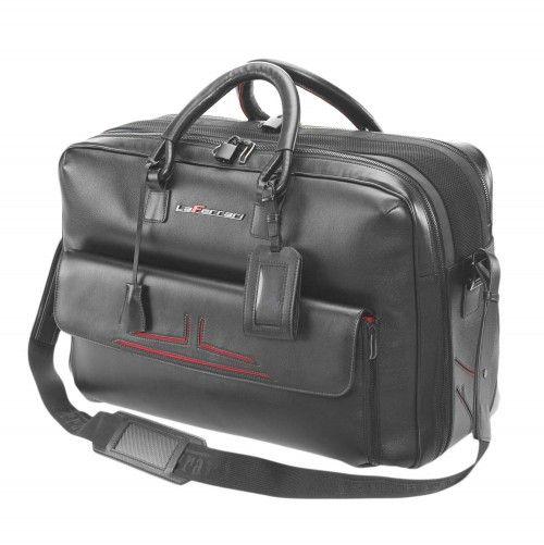 LaFerrari 48-hour bag #ferrari #laferrari #ferraristore #fashion #capsule #collection