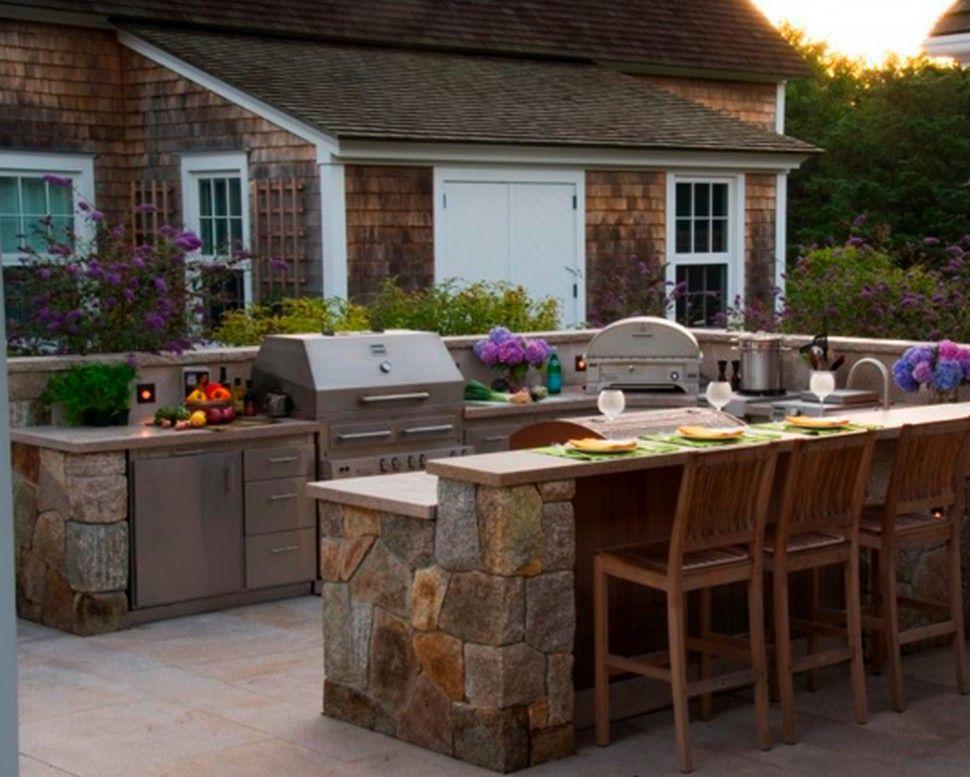Pin von Kristy auf Outdoor kitchens | Pinterest