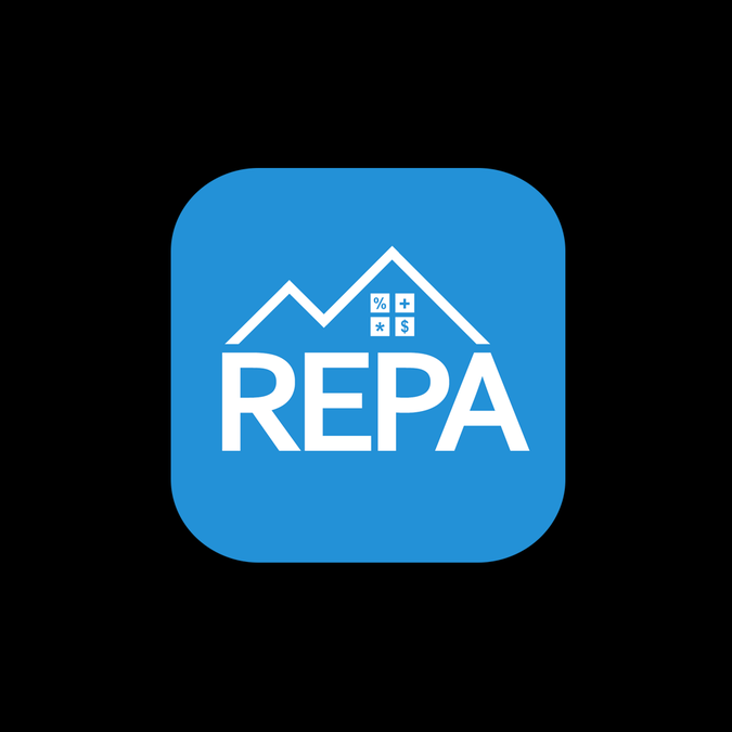 Real Estate Investment Analysis App Icon By Nikkophils  Logo