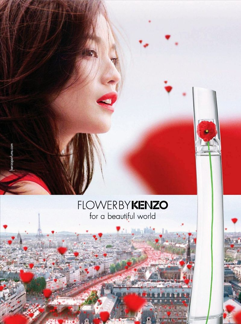 A Kenzo Campaigns For WorldAdvertisement Beautiful v0NOm8nw
