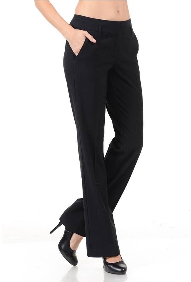 Career Pants   Office work pants, Womens fashion casual ...