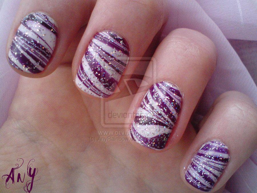 Google kuvahaun tulos kohteessa httpfc04iantartfs71i purple water marble nail design by anyrainbow on deviantart prinsesfo Gallery