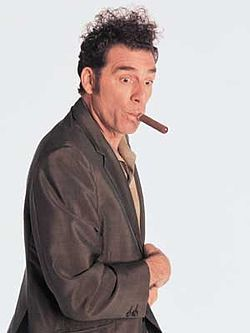 Seinfeld S Cast Specifically Cosmo Kramer Via Michael Richards Is
