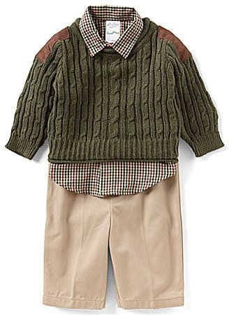 1f29530ed Starting Out Baby Boys 3-24 Months Pullover Sweater