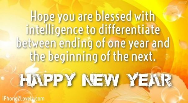 Happy New Year 2018 Quotes : Hilarious New Year Wishes | All Quotes ...